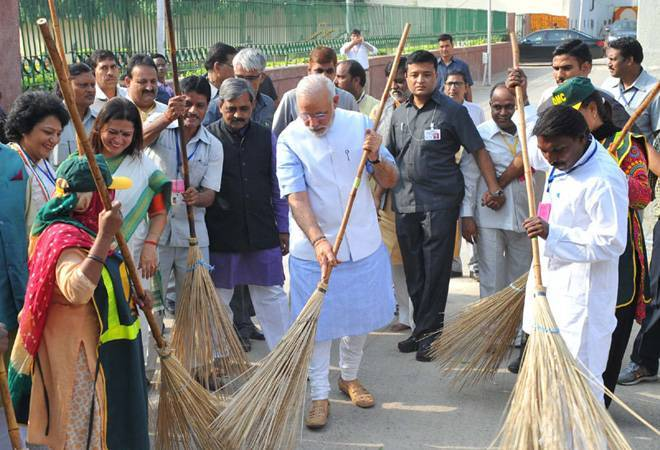 Swachh Bharat: 73 PSEs spent Rs 1,019 crore on clean India mission in 2017-18