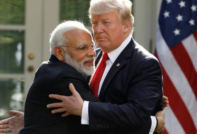 Border security vital to both America and India: Trump says in presence of PM Modi