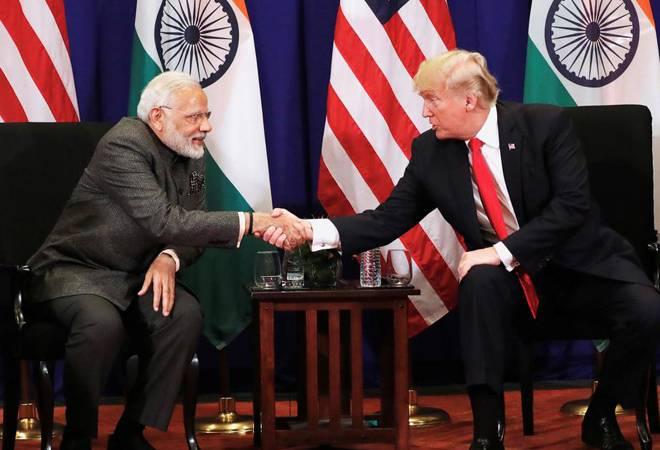 'No conversation between PM Modi, Trump on India-China standoff,' say govt officials