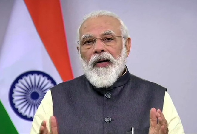 India exceeding Paris targets; to achieve 450 GW renewable energy by 2030: PM Modi at G20 summit