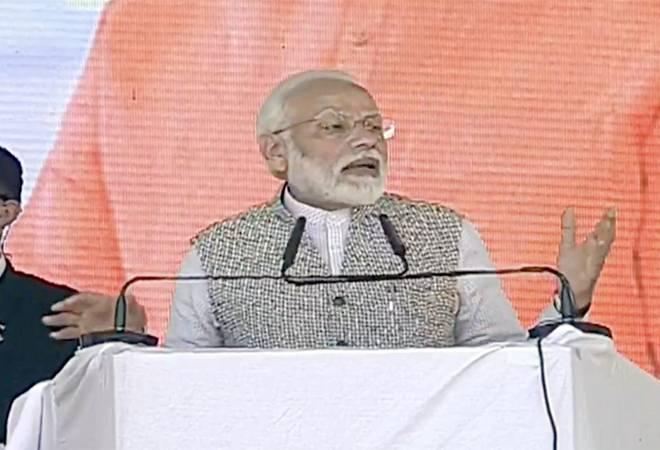 PM Narendra Modi inaugurates Rs 1,200 crore development projects in Varanasi