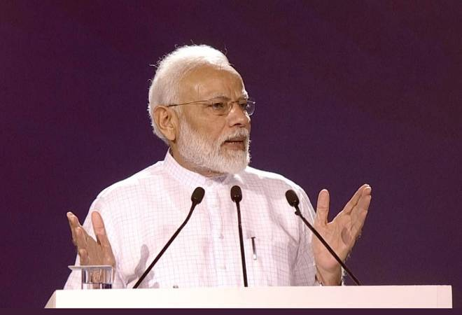 PM Modi hails those working to fight coronavirus, says teamwork important