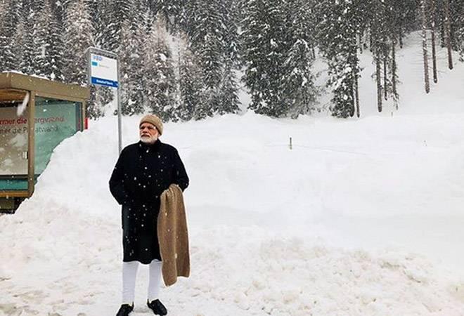 WEF 2018 LIVE: PM Modi to deliver keynote address at 3:30PM in Davos