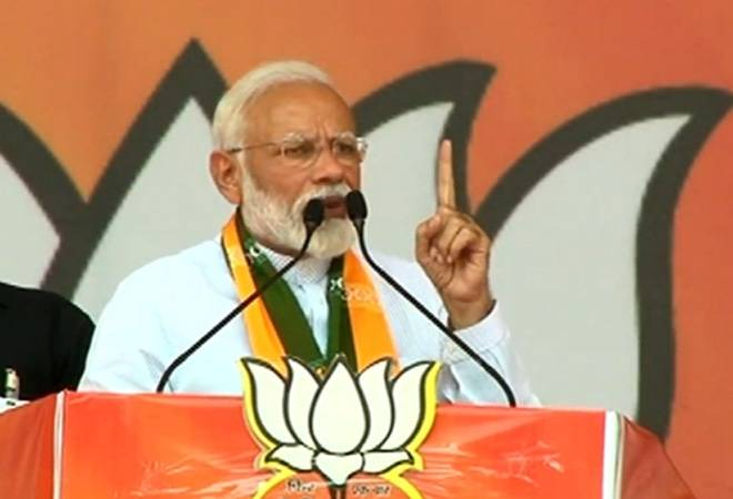 Lok Sabha Election 2019 Live Updates: 'Congress abused me after 2016 surgical strike, 2019 air strike,' says PM Modi