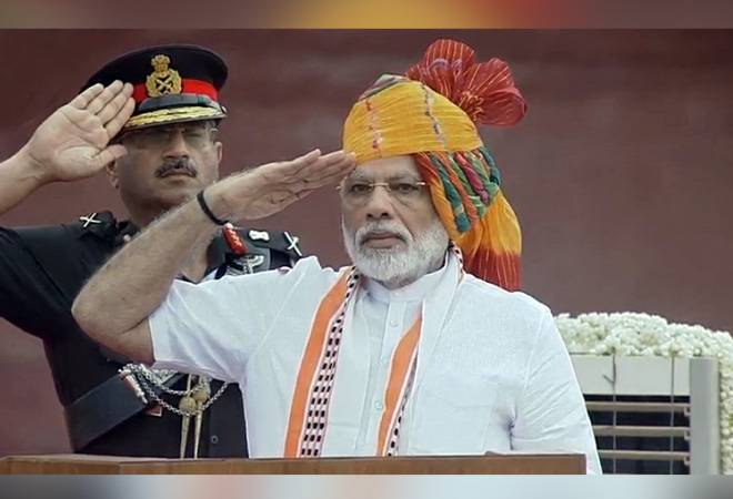 World leaders greet PM Modi on India's 73rd Independence Day
