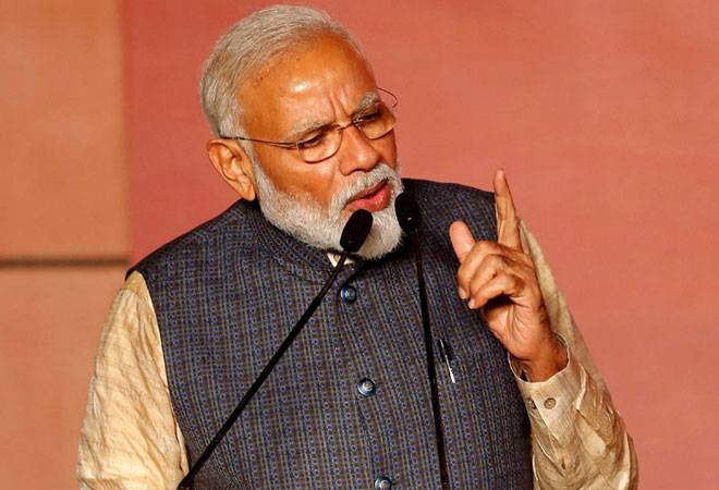Isro will realise national dream: PM Modi on Chandrayaan-2 setback