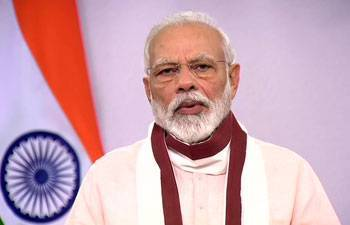 India's fight against COVID-19 people-driven; derives great strength from corona warriors: PM Modi