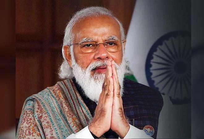 India's mantra for 2021 -- 'Dawai bhi aur kadaai bhi', says PM Modi