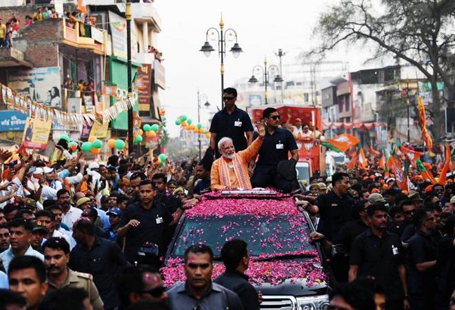 Tight security for PM Modi's Delhi rally: CCTV on all routes leading to venue, snipers atop buildings