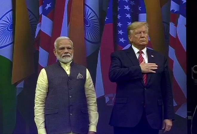 'We gave farewell to Article 370': PM Modi raises Kashmir in Trump's presence at Howdy, Modi! event in Houston