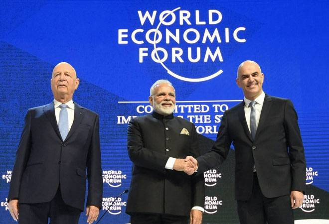 WEF 2018: PM Modi hit all the right buttons in Davos speech, say top Indian CEOs
