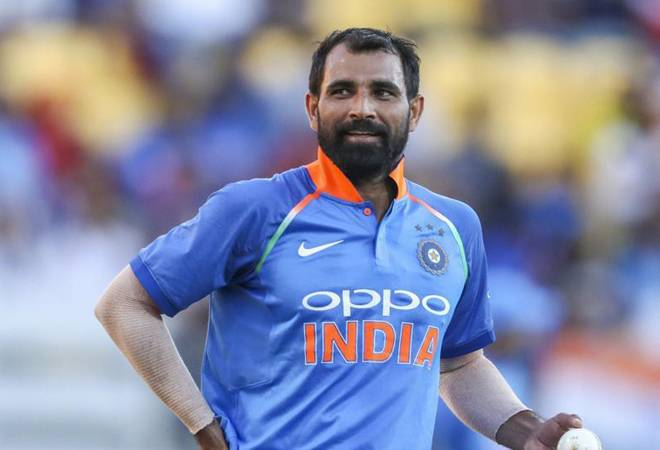 Cricketer Mohd Shami's US visa rejected; BCCI pushes for clearance