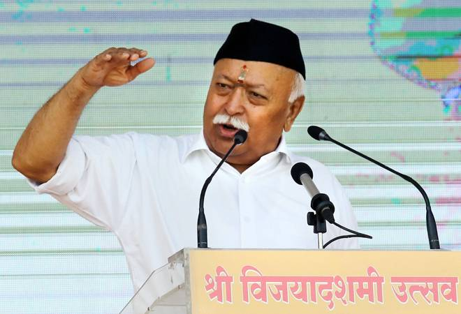 RSS chief proposes self-reliance, will Modi ignore it to embrace free trade agreement?