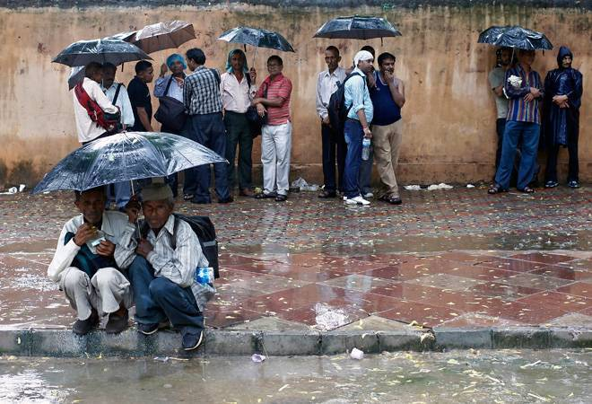 Unevenly distributed monsoon a challenge for the Modi government