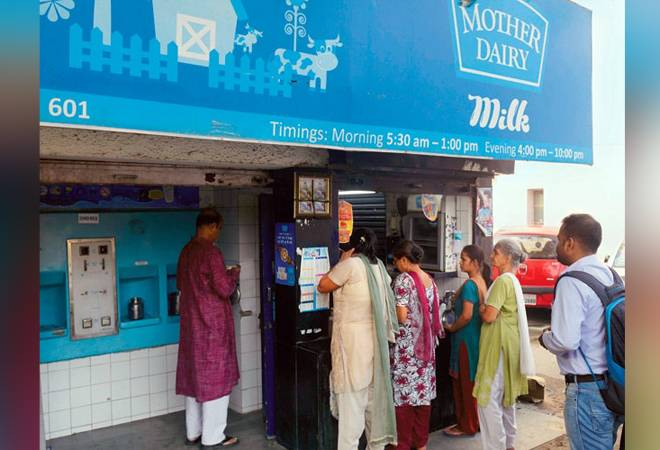 Mother Dairy joins hands with DTC to set up kiosks at bus depots, housing colonies