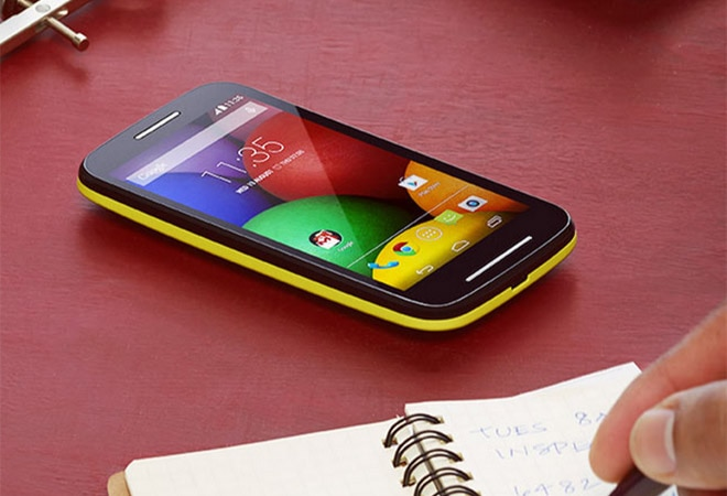 Motorola launches Moto E(2nd Gen) 4G in India at Rs 7,999