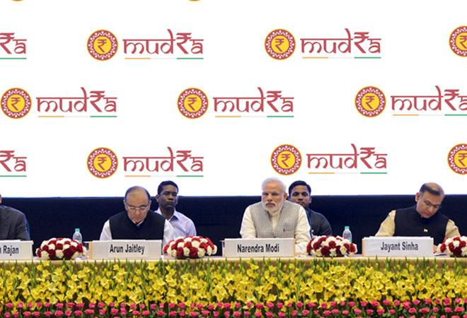 Only 20% Mudra loans utilised to start new businesses
