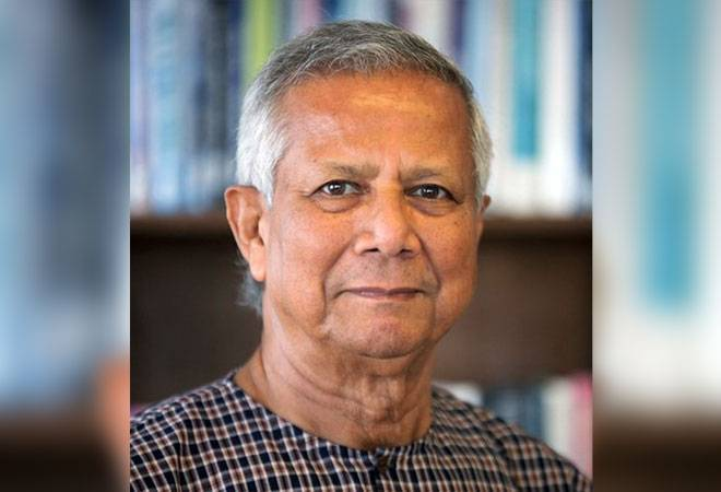 COVID-19 revealed financial systems' loopholes, offered chance to reflect: Muhammad Yunus