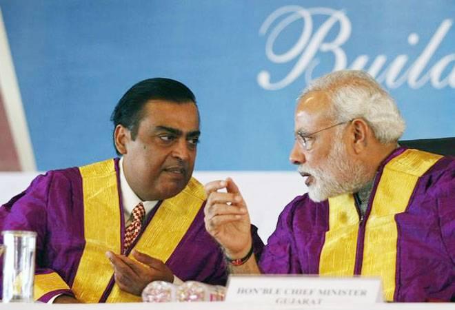 Mukesh Ambani blinks, drops gas price challenge against govt