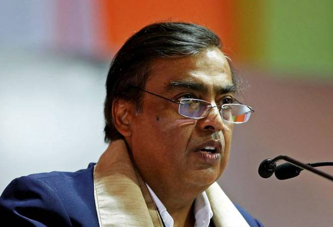 Mukesh Ambani first Indian with wealth of Rs 5 lakh crore