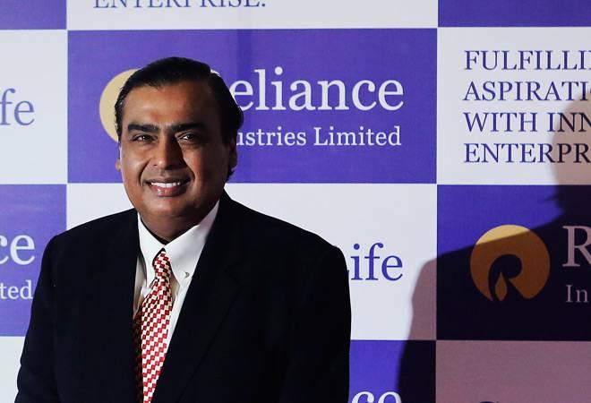Mukesh Ambani raises stake in Reliance Industries by 2.71%