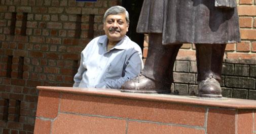 Mukul P Gupta, Director, MDI, Gurgaon