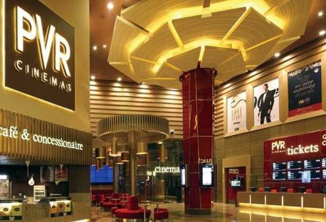 PVR share trading lower ahead of Q4 earnings