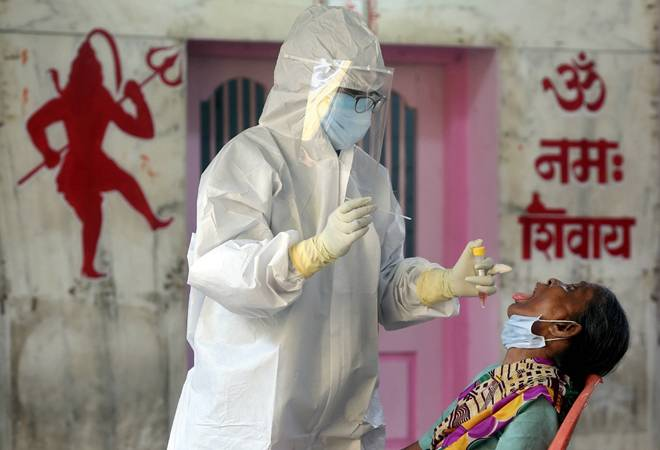 Coronavirus update: 24,248 new cases, 425 deaths in 24 hours; India overtakes Russia as 3rd worst-hit country