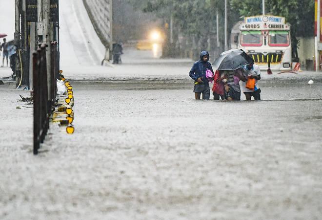 Mumbai rains: Highest rainfall of season in 12 hrs; stadium damaged, rescue teams readied