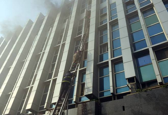 Mumbai hospital fire: Swiggy executive out for delivery saves 10 lives at ESIC Kamgar