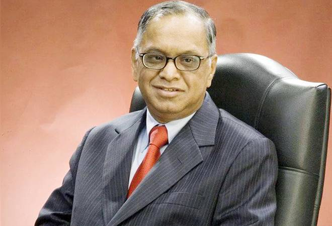 Infosys co-founder Narayana Murthy says COVID-19 vaccine should be free of cost