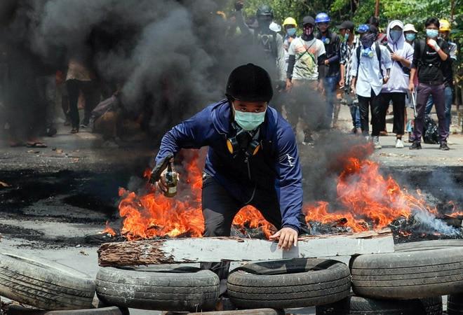 Myanmar mourns bloodiest day since coup, UN investigator condemns 'mass murder'
