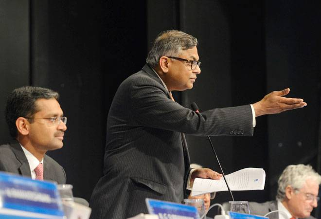 Donald Trump's H-1B visa policy change nothing for TCS: N Chandrasekaran