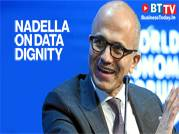 Davos 2020: Data privacy should be a human right, says Nadella