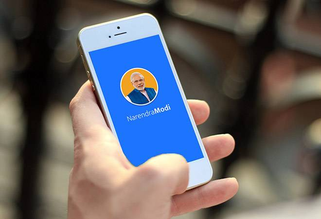 NaMo: Whose app is it anyway?