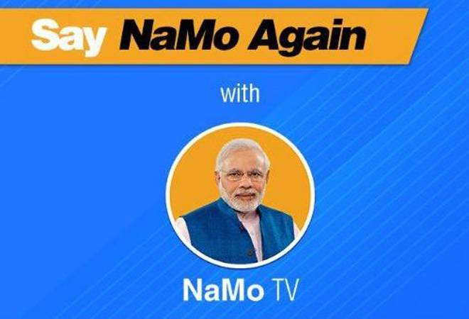 Get NaMo TV contents cleared by local media certification panel: EC to Delhi CEO