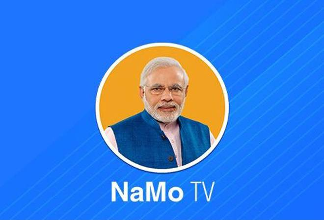 Delhi CEO sends notice to BJP for 'airing poll-related content' on NaMo TV: Official