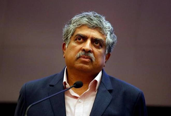 Infosys has done a terrific job of completely reinventing itself: Nandan Nilekani