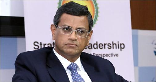 Nandu Nandkishore, Executive Vice President, Nestle S.A