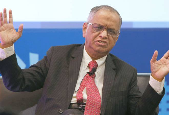 All is well in Infosys; Nandan Nilekani can name next CEO without any advice, says Narayana Murthy