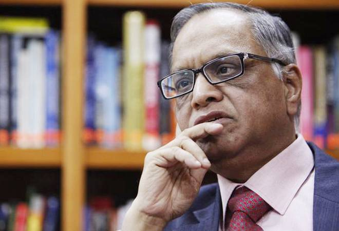 India needs to spend 4-5% of GDP on research: Narayana Murthy