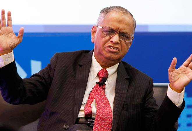 Blunt talk needed in country today, Murthy says, cites his spat with Sikka