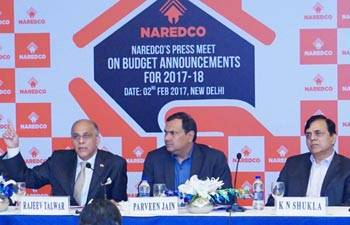 Realtors' body Naredco welcomes provision for 'Budget Housing'