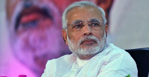 PM-designate Narendra Modi