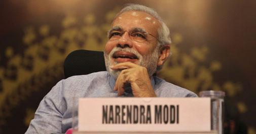 Brace up for tough measures on economic front, says Modi