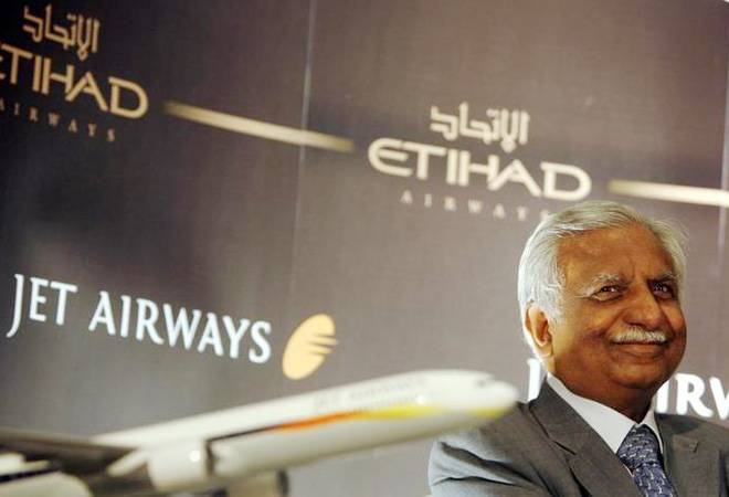 Naresh Goyal may hand over Jet Airways' operational reins to Etihad: Report