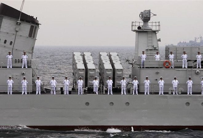 China's Shandong carrier group conducts annual exercise in South China Sea