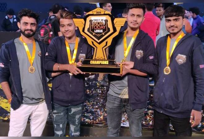 Free Fire India Today League: Team Nawabzade win India finals; advance to World Series in Brazil
