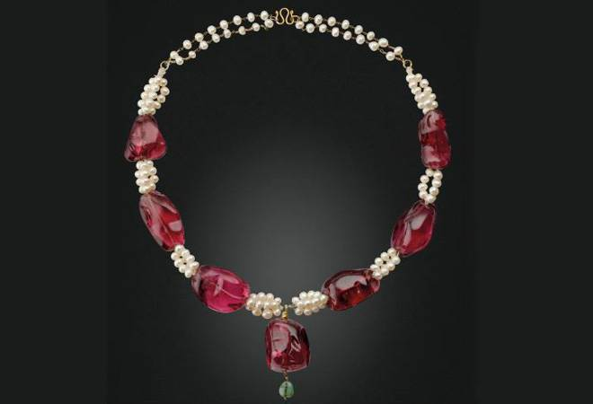 Nizams' royal jewellery collection fetches Rs 758 crore at Christie's auction