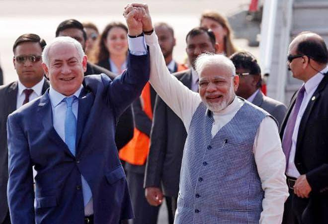 WATCH: Israel PM Netanyahu wishes PM Modi on phone, jokes about needing coalition